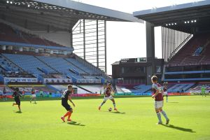 Aston Villa labour to defeat against Chelsea