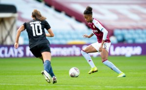 Blunders at the back, but Aston Villa Women look assured in top flight