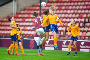 Aston Villa Women face heavy defeat in first game at new home