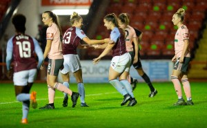 Aston Villa Women defeat Sheffield United in season's first win