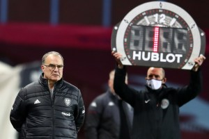 """A frustrated figure"", how Bielsa's Leeds nullified Grealish threat"
