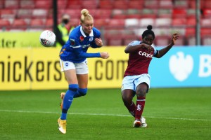 New look system gifts Aston Villa Women first win of the season