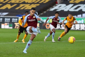 El Ghazi penalty seals three points in fiery Wolves affair