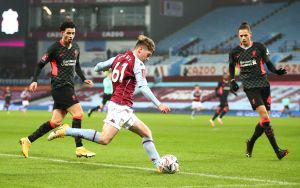 Aston Villa's U18 side heroic in defeat to strong Liverpool side