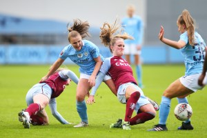 Aston Villa Women fall heavily at the hands of Manchester City Women