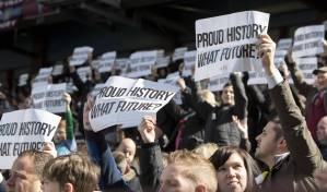 From 'Proud History, What Future?' to 'Proud History, Bright Future'