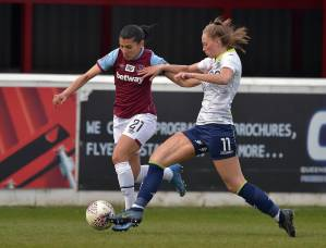 Aston Villa Women find hope with draw against West Ham