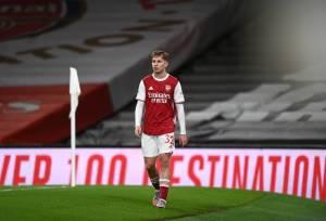 Aston Villa's interest in Arsenal's Emile Smith-Rowe a sign of progress