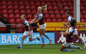 Aston Villa Women come from behind to beat Leicester City