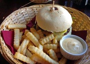 Hawaii 5-0 burger