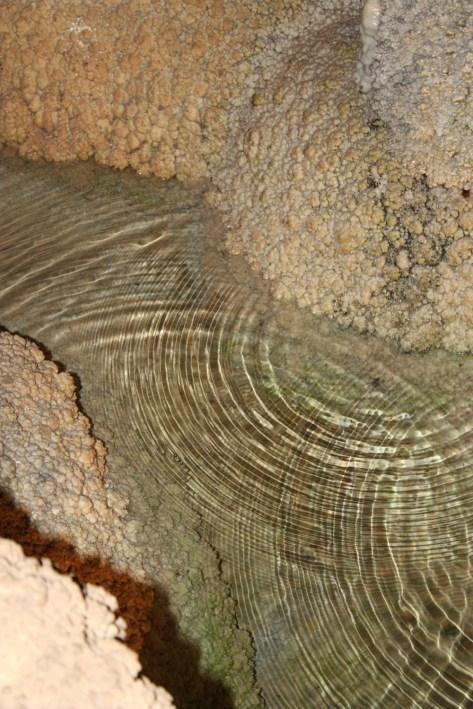 Cave ripples