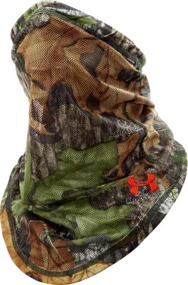 UA Camo Mesh Face Mask  Under Armour US