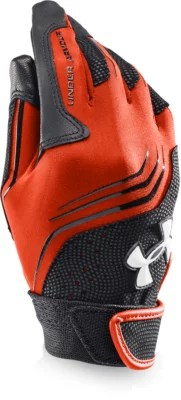 Boys Ua Clean Batting Gloves Under Armour
