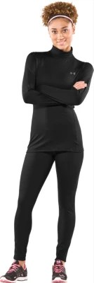Women Coldgear Fitted Turtleneck Under Armour