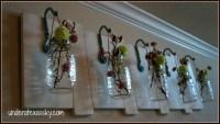 Hanging Mason Jars - Under a Texas Sky