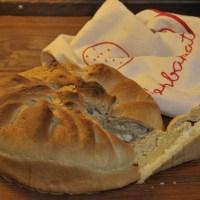 Grekiskt ostbröd och champinjonsoppa!
