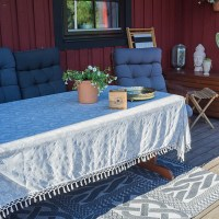 Ny matta på altanen!
