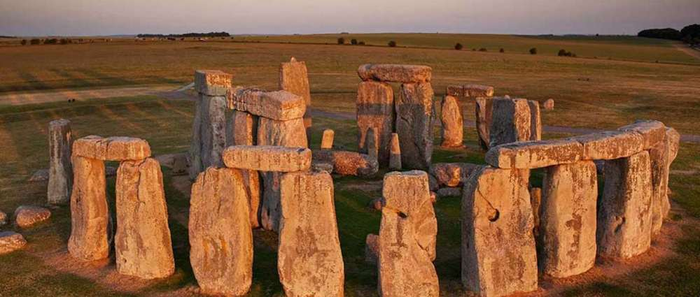 Landscape of Stonehenge