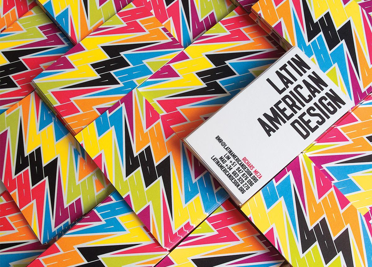 Latin American Design by IS Creative Studio  2012 Brand