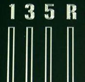 Shift Pattern Plates