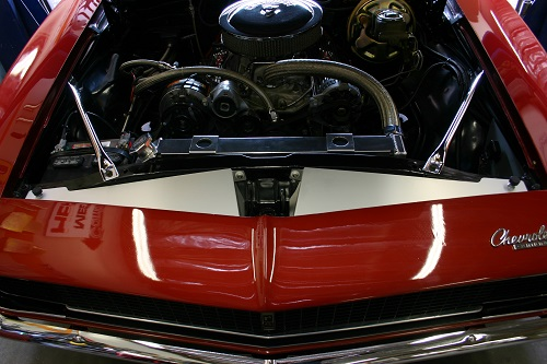 67 69 Camaro 2 Piece Show Panels Undercover Innovations