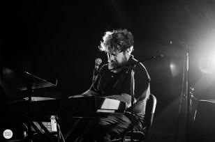 Daniel Knox, feeërieën Warandepark Brussels, live 2015 © Caroline Vandekerckhove