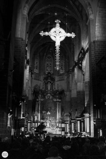 I have a tribe, Patrick O'Laoghaire, glimps festival, Ghent, st. Jacobskerk, live 2015 © Caroline Vandekerckhove