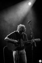 Sam Amidon, live 2016, CC Ter Vesten Beveren, © Caroline Vandekerckhove