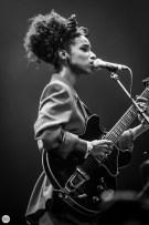 Lianne La Havas live 2016 down the rabbit hole, the Netherlands © Caroline Vandekerckhove