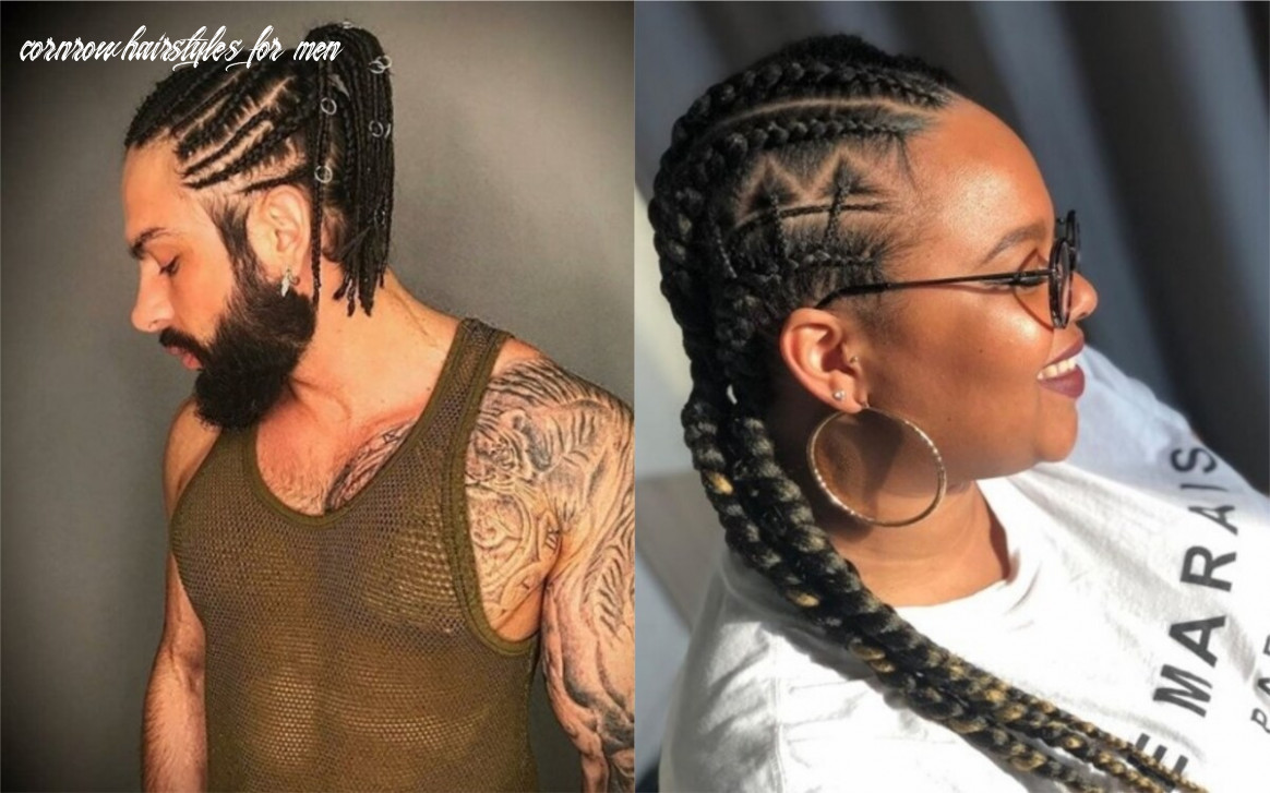 10 cornrows hairstyle ideas for men and women ▷ Legit.ng