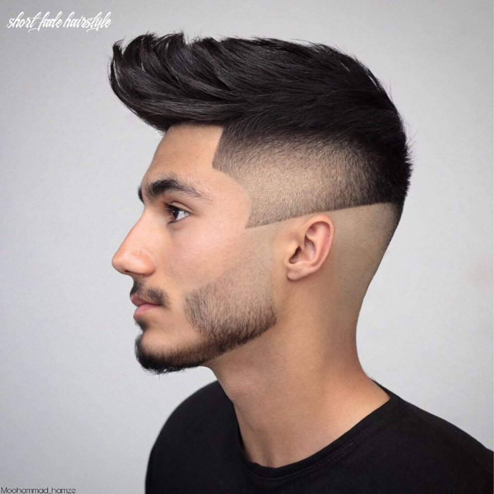 10 Latest Short Fade Haircuts For Men 10 - N Fashion Trends