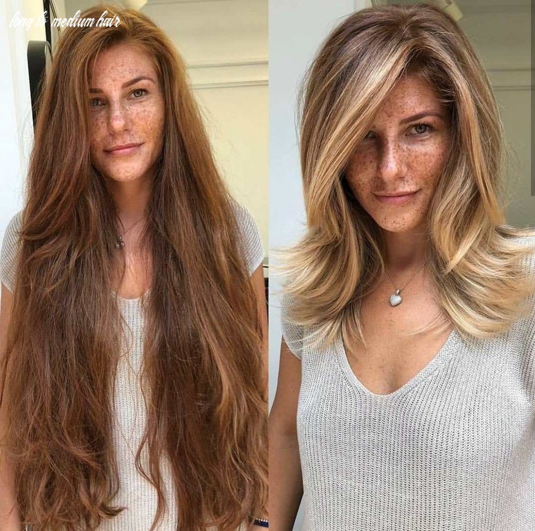 10+ Stunning and Stylish Hair Transformations You're Gonna Be ...