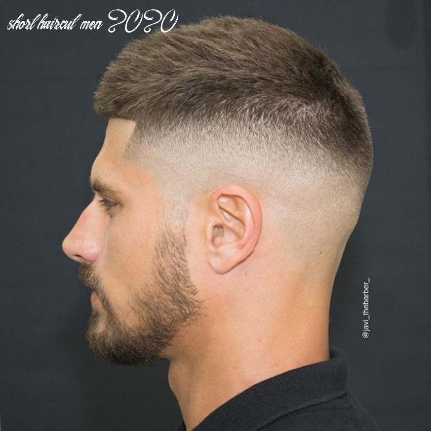11 Short Hairstyles For Men (11 Styles) | Mens haircuts short ...