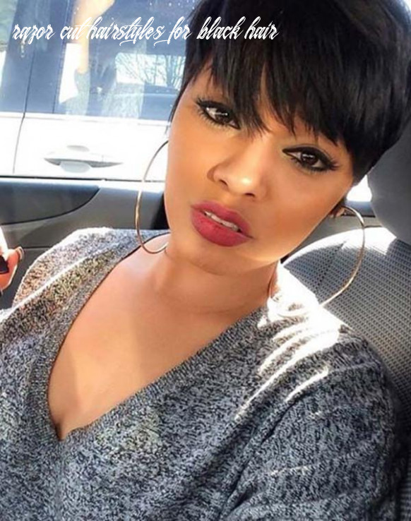 11 Short Hairstyles That Black Women Can Wear All Year Long