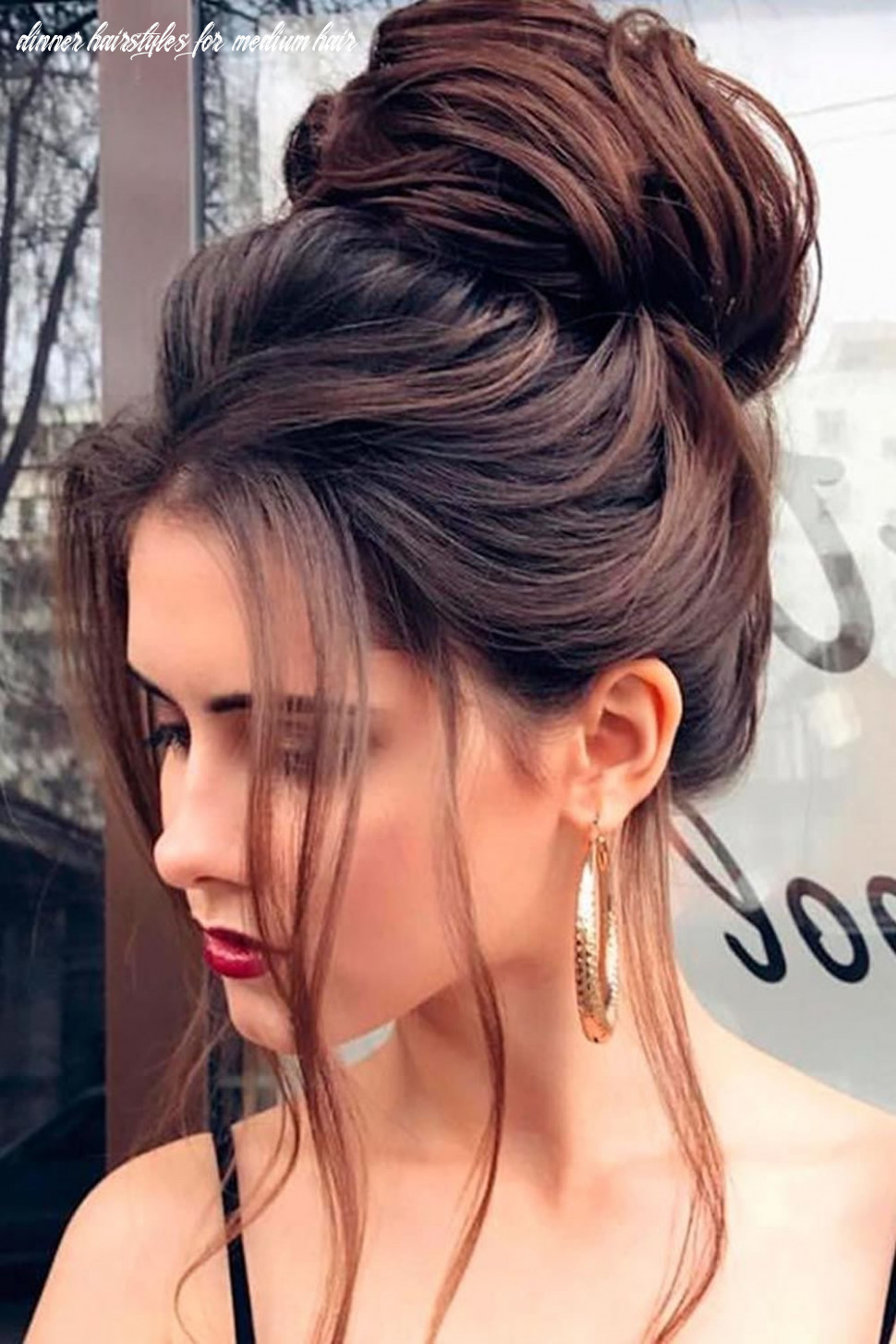 12 Awesome Party Hairstyles for Medium Hair
