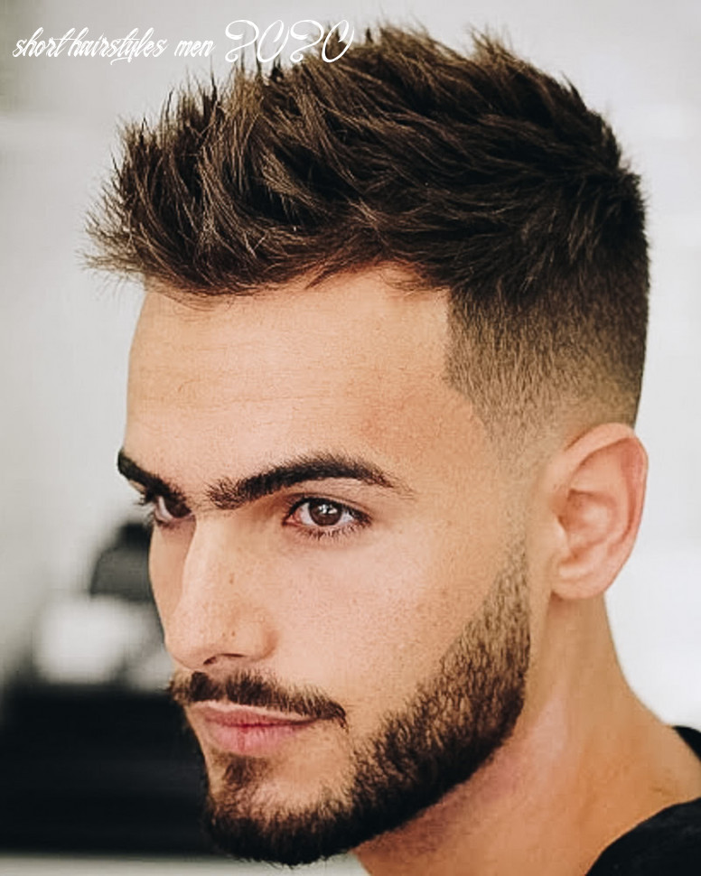 12 Best Short Haircuts: Men's Short Hairstyles Guide With Photos ...