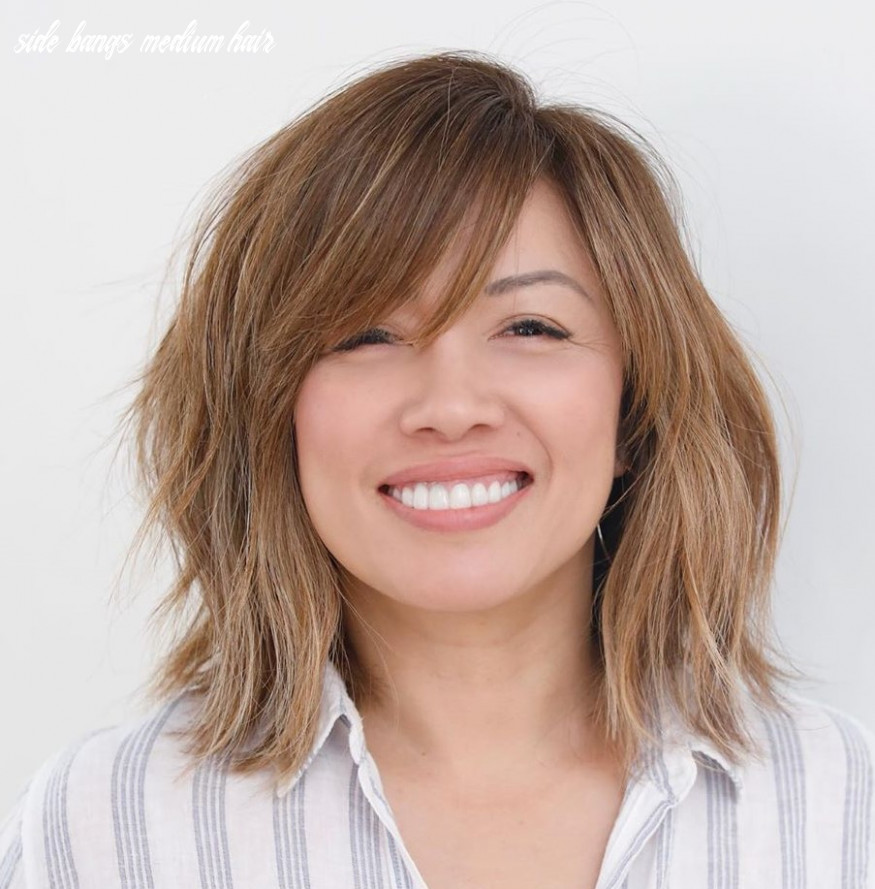 12 Trendy Haircuts and Hairstyles with Bangs in 12 - Hair Adviser
