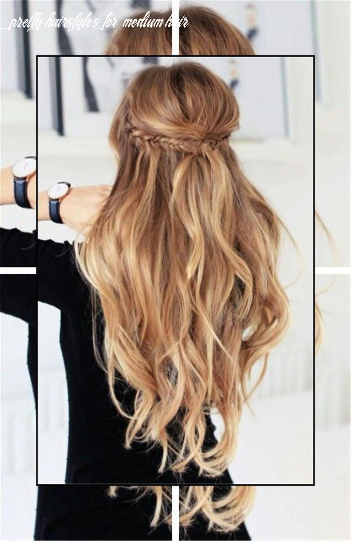 12S Hairstyles (With images)   Pretty hairstyles, Medium hair styles