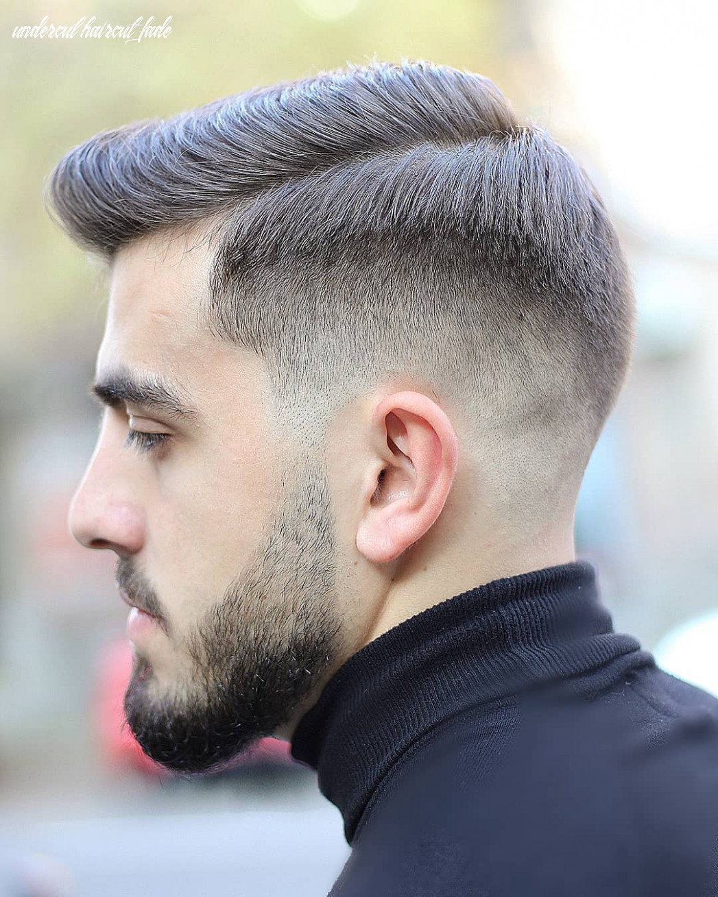 8 Best Undercut Hairstyles for Men You Can Try in 8 | Peaky ...