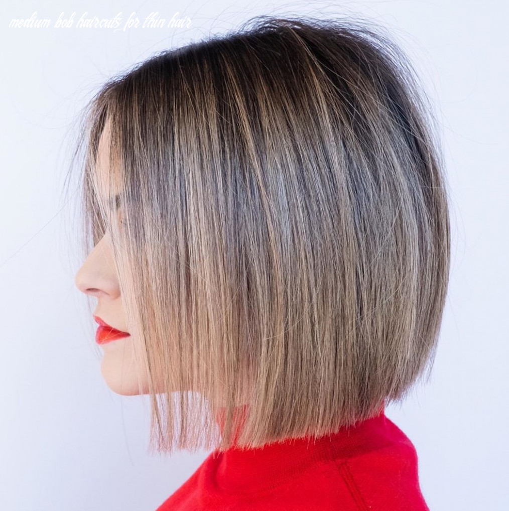 9 Brilliant Haircuts for Fine Hair Worth Trying in 9 - Hair ...