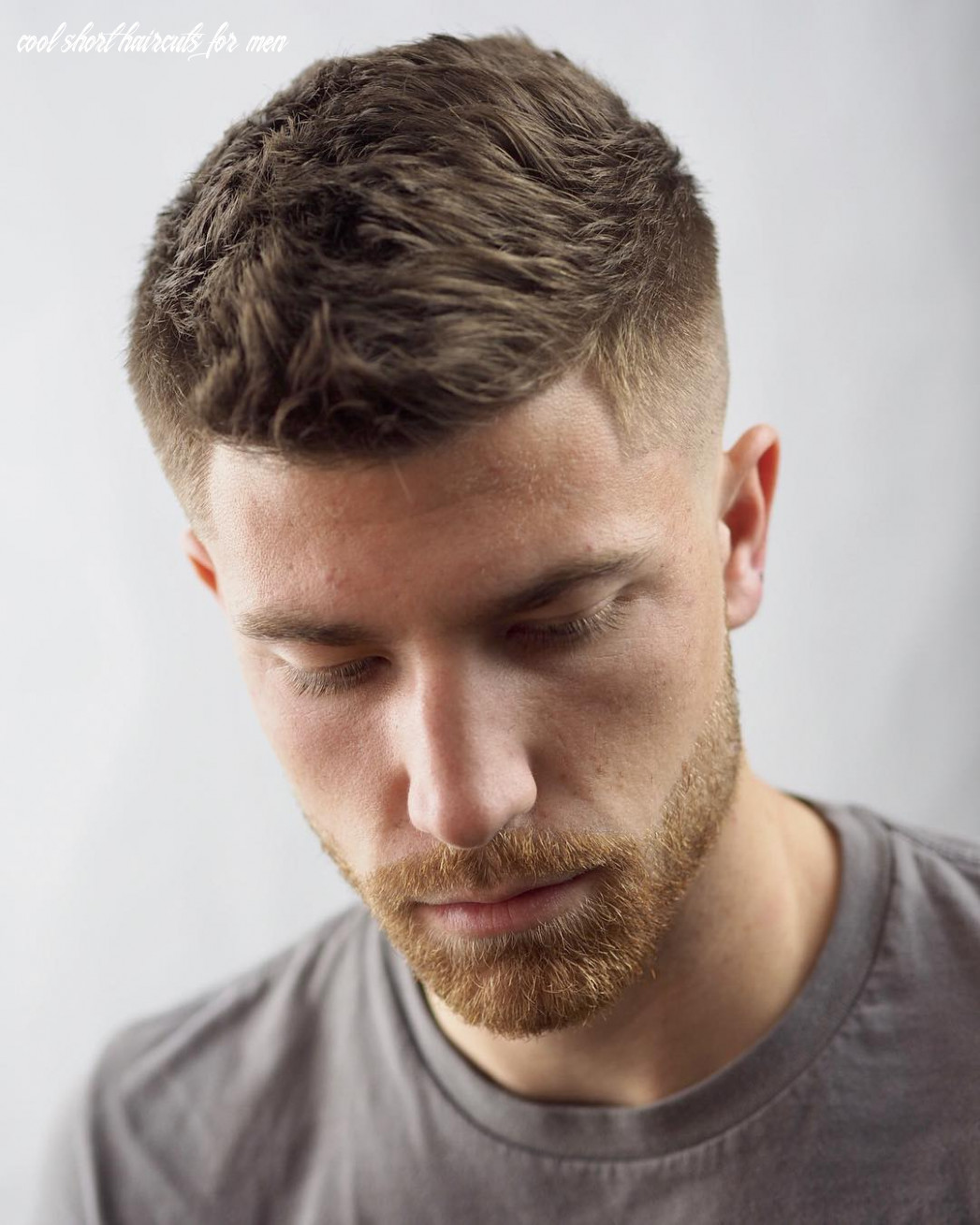 9 Cool Short Haircuts for Men