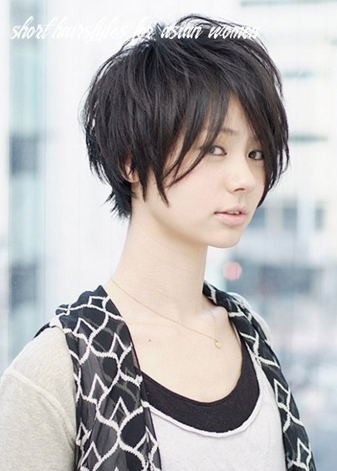 9 Incredible Short Hairstyles for Asian Women (June. 9)