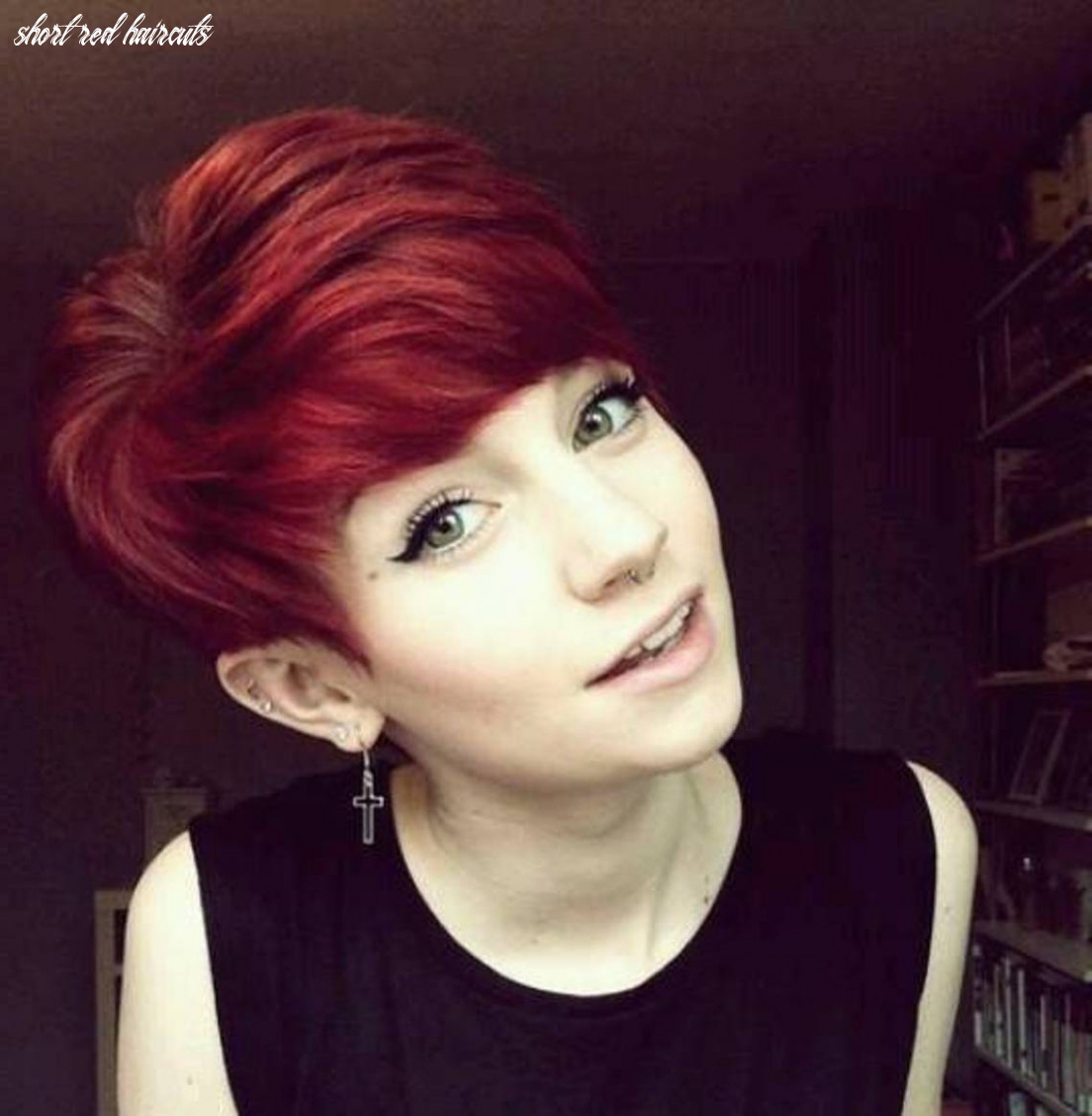 9 Really Cute Short Red Hairstyles - Styles Weekly