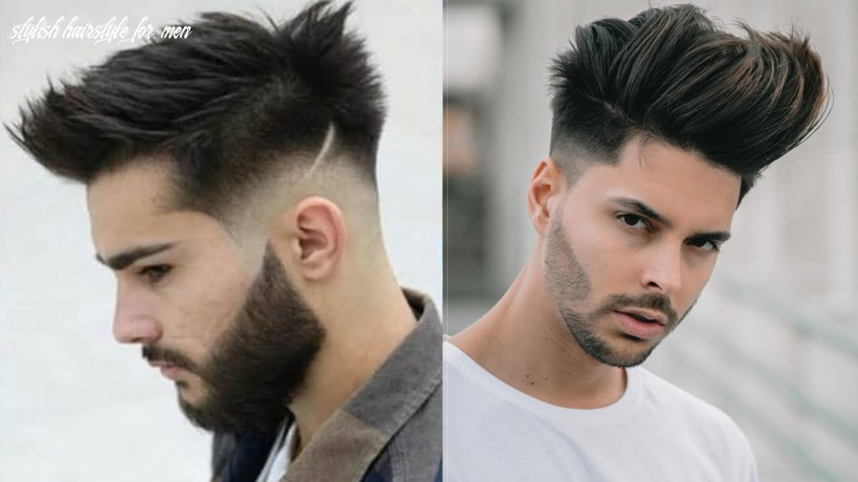 Best Stylish Hairstyles For Men 11   Haircut Trends For Guys ...