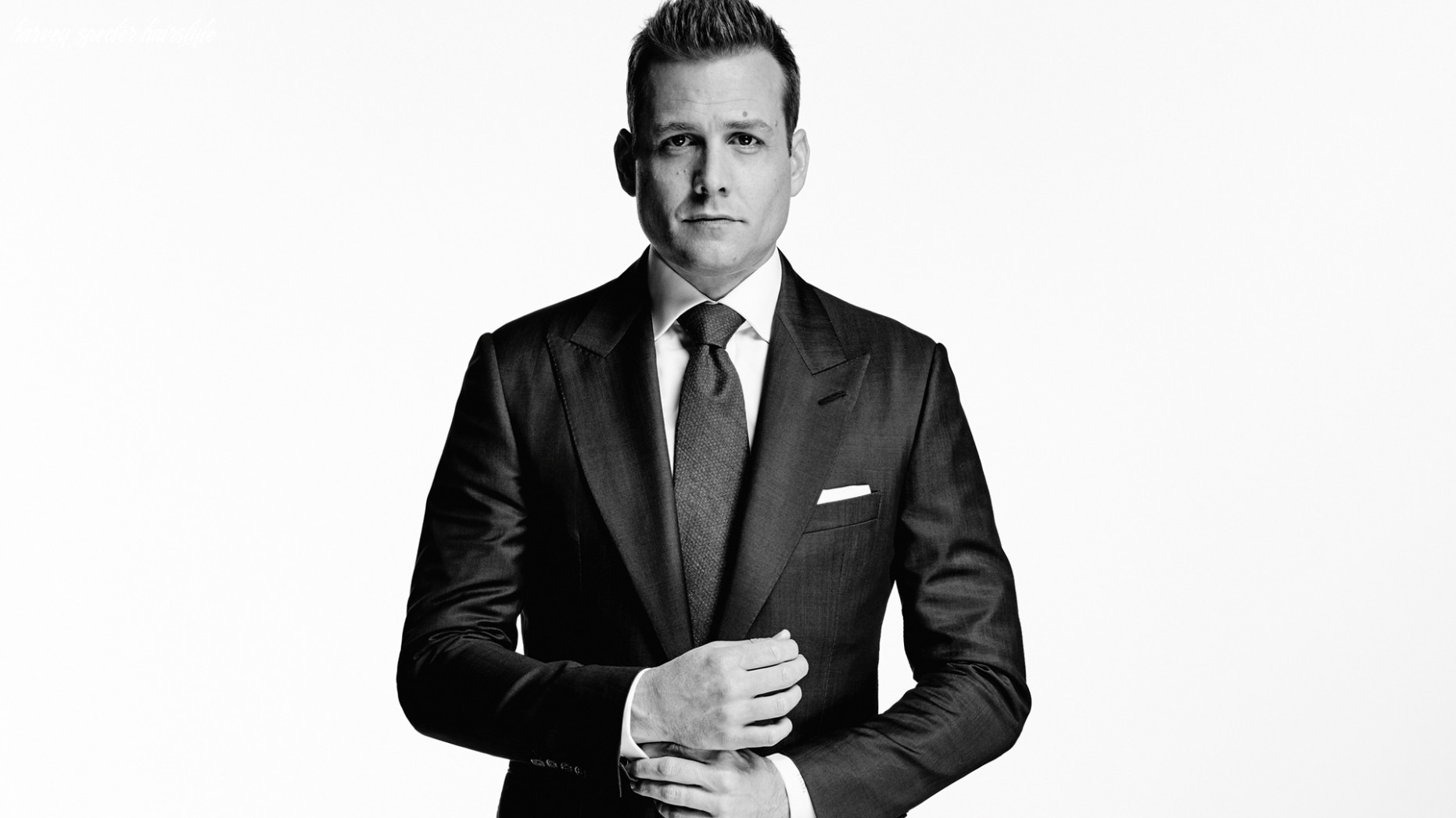 Gabriel Macht Posted Videos of Himself Morphing Into Harvey ...
