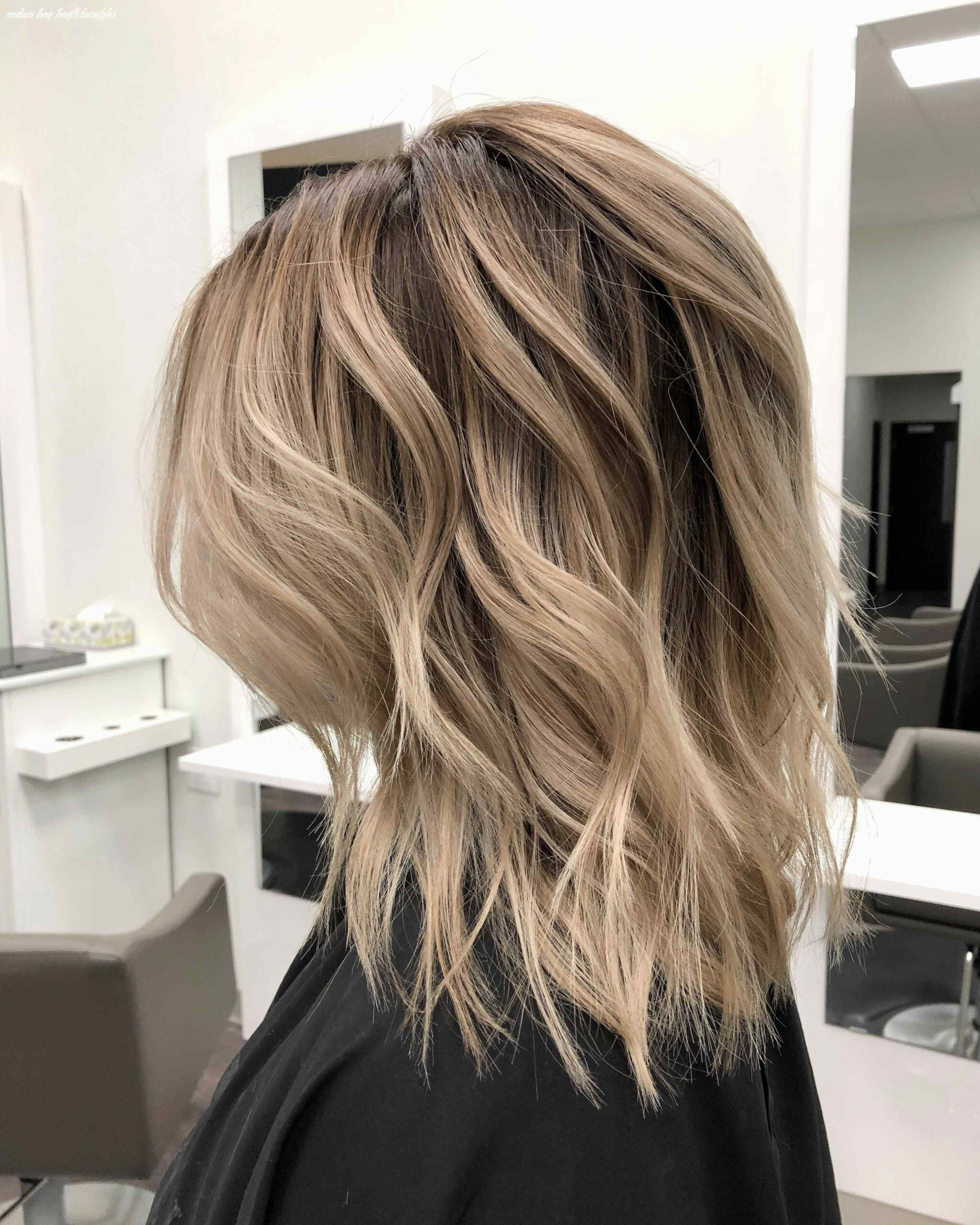 Irregular Suggestions On Your Hairs With 9 Mid Length ...