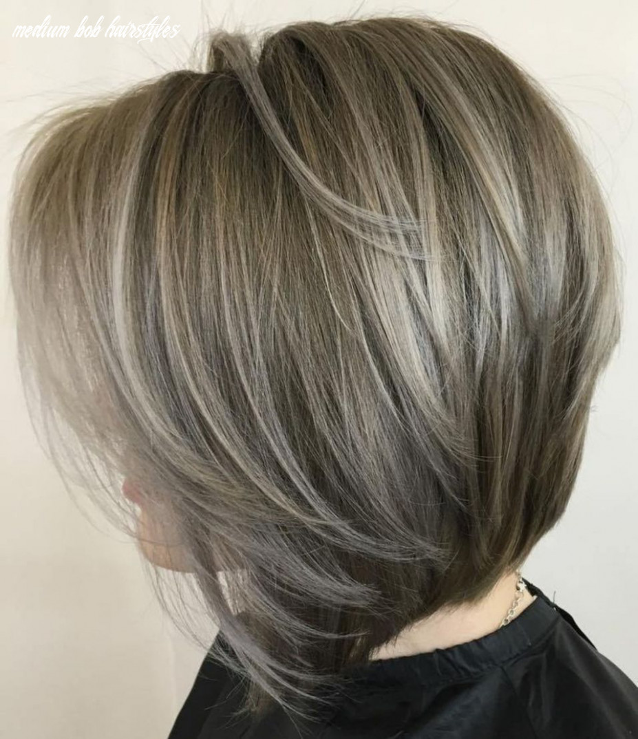 Medium Bob Hairstyles 12 You Should Know - LatestHairstylePedia.com