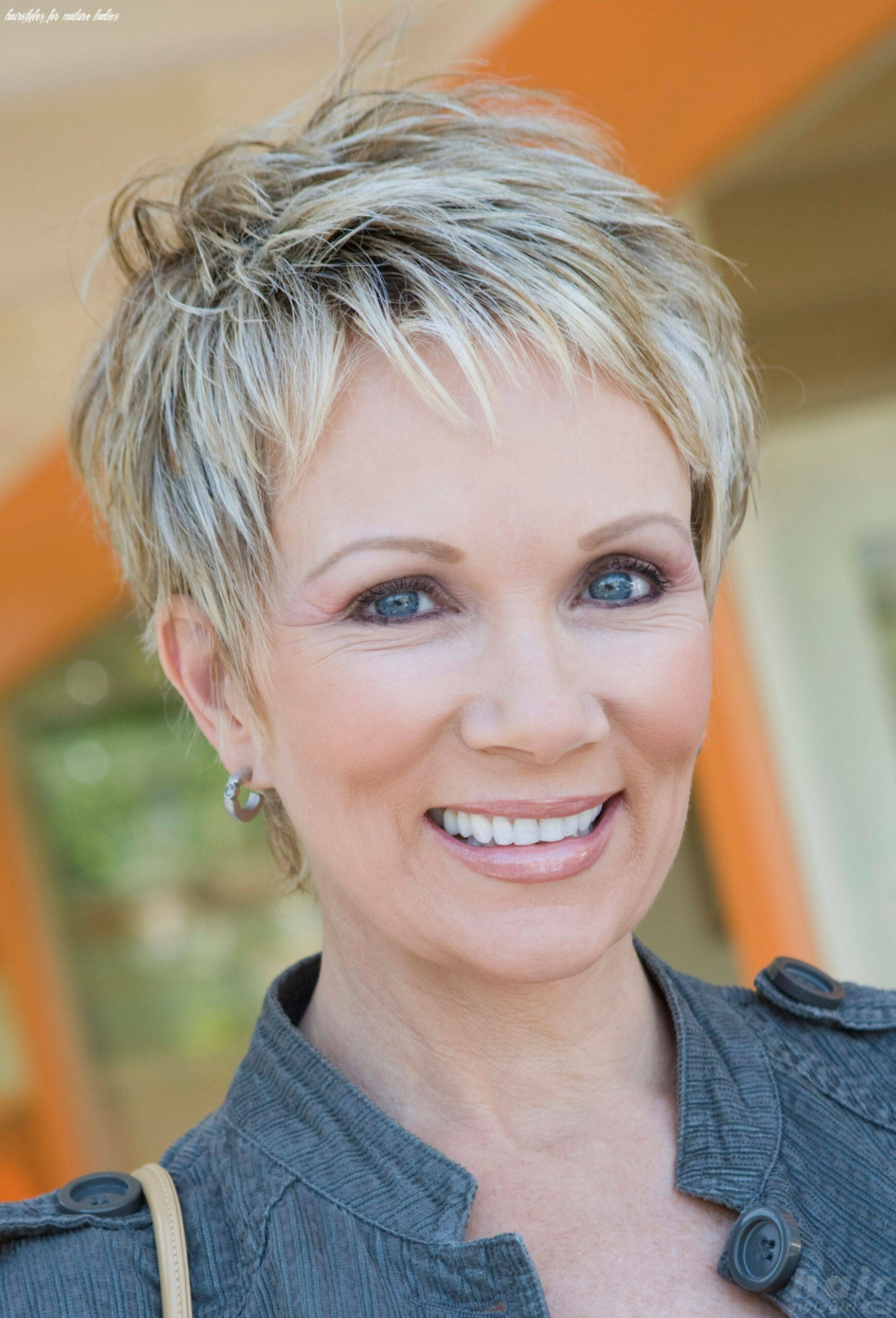 Most Flattering Hairstyles For Older Women | Hair Style