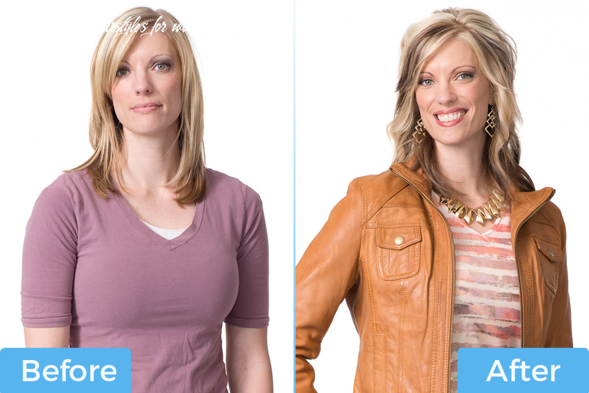 Perfect Hairstyles for Women Over 10   Short, Medium & Long ...