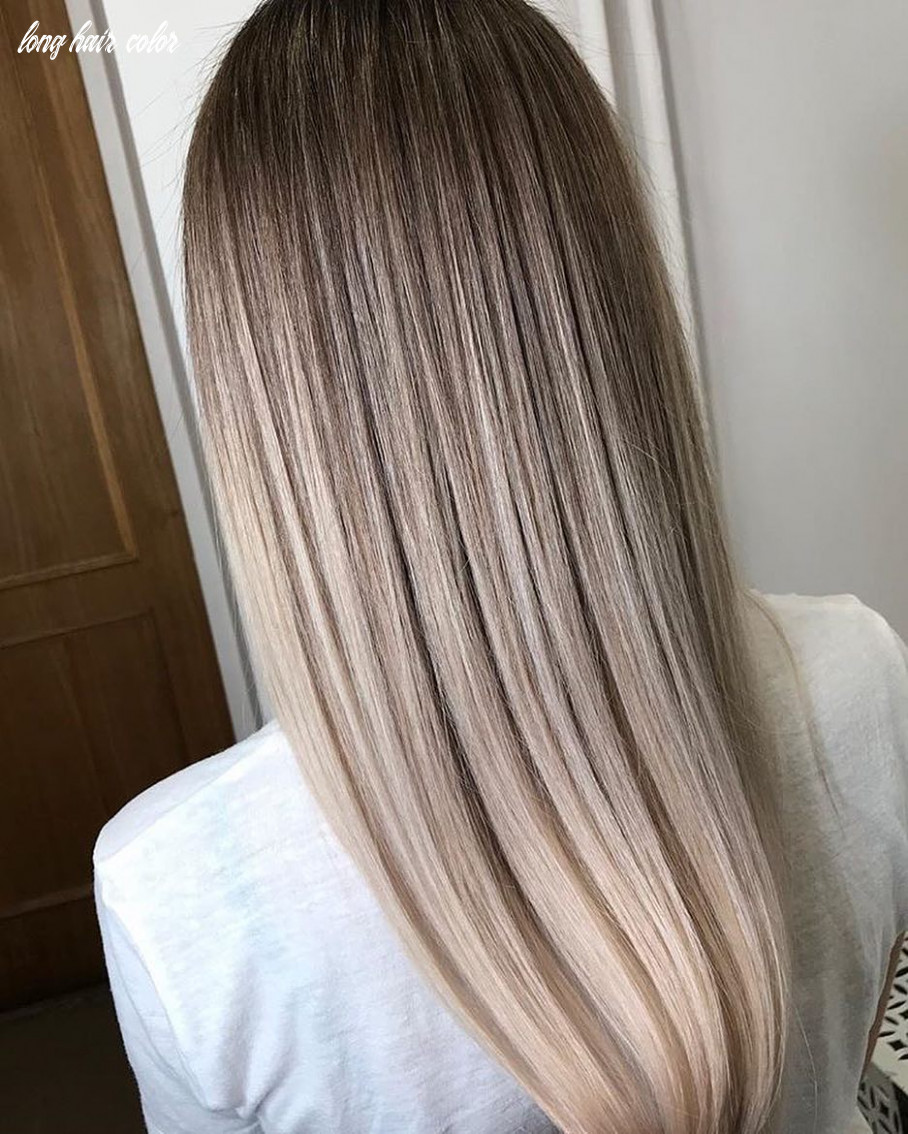 Pretty Ombre Balayage Hairstyle for Long Hair, 10 Long Hair ...